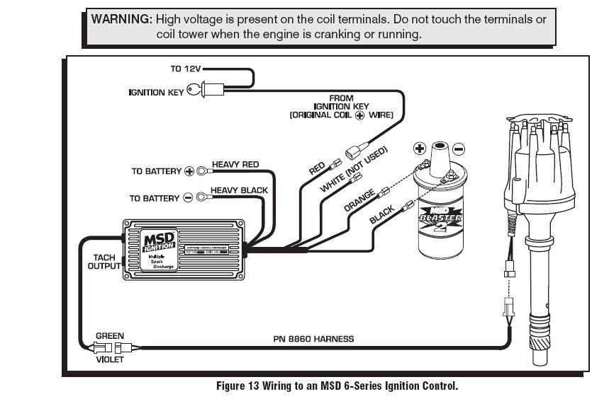 pertronix ignition with msd 6 wiring diagram get free image about wiring diagram
