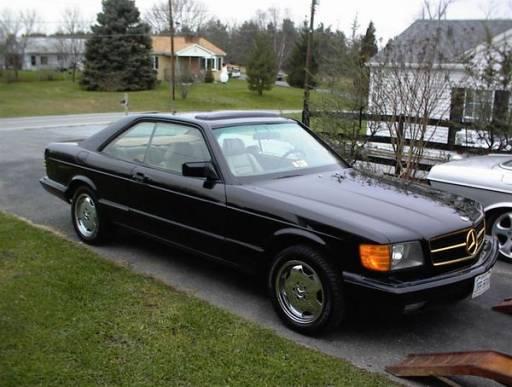 Motorgen photos 1984 mercedes benz 500sec for 1984 mercedes benz